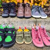 Winter Barefoot Shoes for Kids